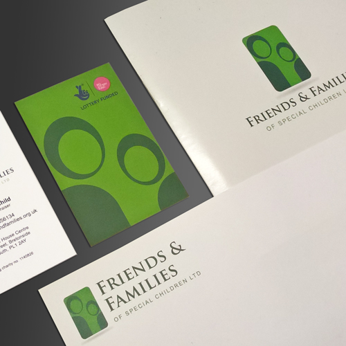 Friends-Families-Stationery