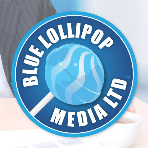 Blue Lollipop Media Logo