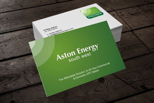 Business cards aston energy business card reheart
